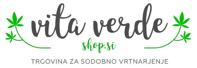 Vitaverde spletna trgovina za sodobno vrtnarjenje
